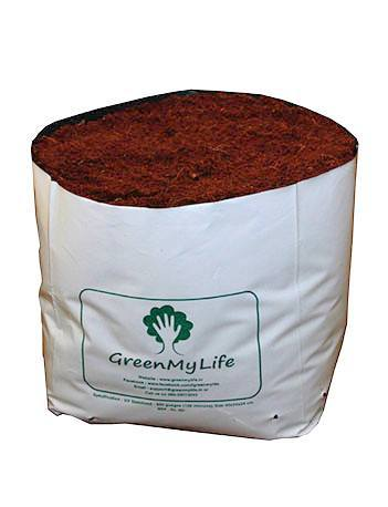 Grow Bags - Large, Pack of 10 - GreenMyLife - Anyone can Garden