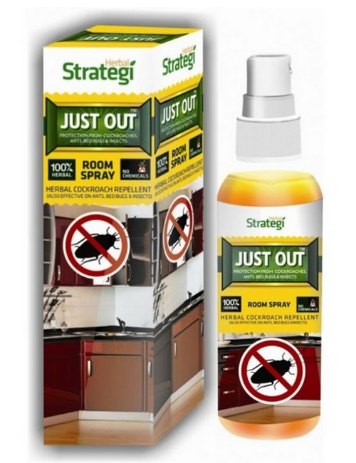Just Out–Herbal Cockroach Repellent-Ant Repellent Just,out,herbal,cockroach,insects,house,office,kitchen,washroom,garden,apartment,balcony,