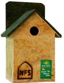 House Shaped Sparrow - Tit NestBox, birds, chirp, nest,box, shelter, love, nature,garden, balcony, house,