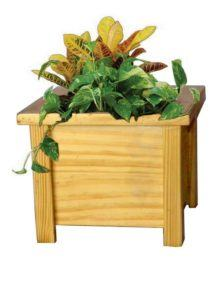 Caballo Rustic Planter Box