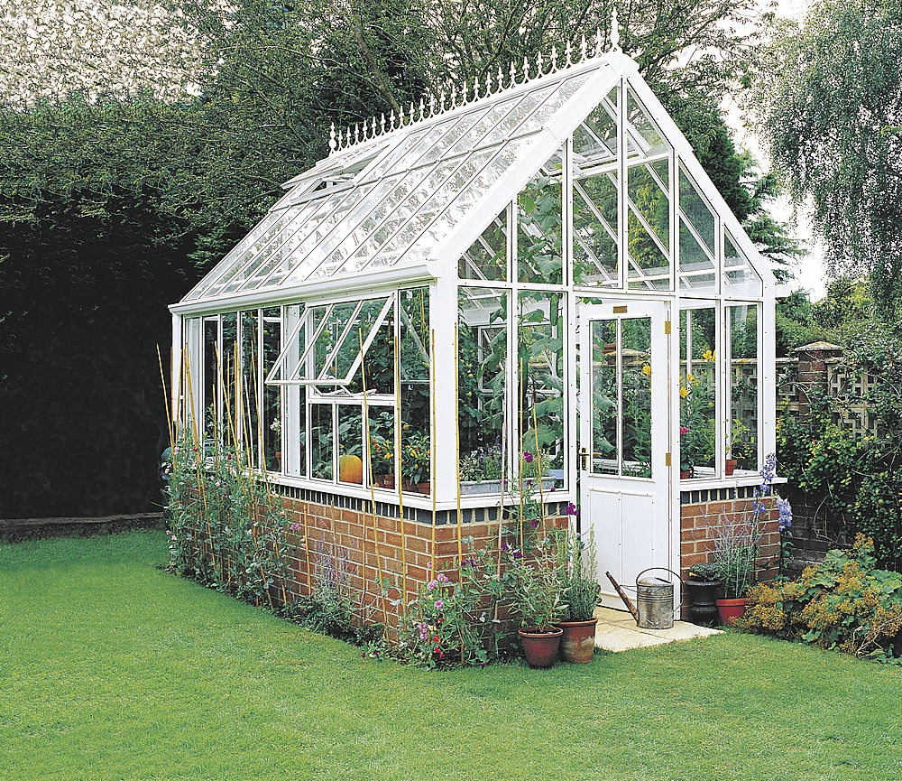The Several Kinds Of Backyard Greenhouse Plans - Backyard greenhouse ideas